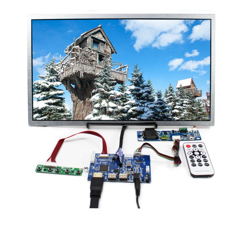 HD MI USB  LCD Controller Board 15.6 in 1920X1080 1000nit Brightness LCD Screen