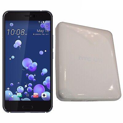 BNIB HTC U11 64GB Amazing Silver Single-SIM Android Factory Unlocked 4G Simfree