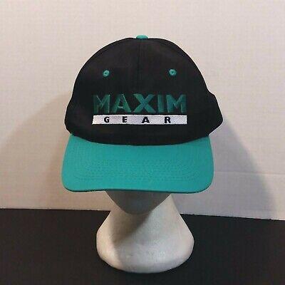 Maxim Gear Baseball Truckers Dad Hat Cap