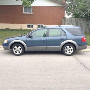 2005 Ford Freestyle Suv