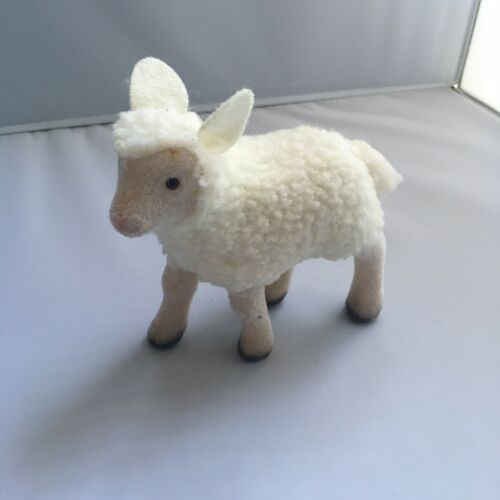 RARE AMERICAN GIRL DOLL  PLEASANT  CO.  FELICITY POSIE THE LAMB NEW  RETIRED NIP
