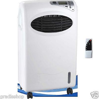 5 in 1 Digitaler Multifunktions-Klimagerät Ventilator Syntrox AC-10 Cool, Fernbe