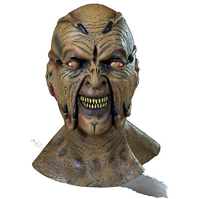 Halloween Mask Movie Quality (Trick or Treat Studios Jeepers Creeper Movie Quality Halloween Face Mask)