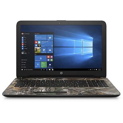 """New HP 15-BN070WM 15.6"""" Laptop Intel Pentium N3710 1.6GHz 4GB 1TB DVDRW Win 10"""