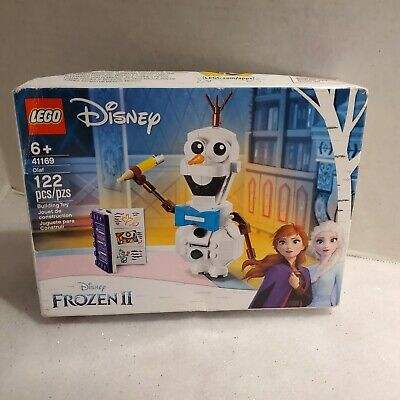 New LEGO Set 41169 Olaf Disney Frozen II 2 122 Pieces Dented Box