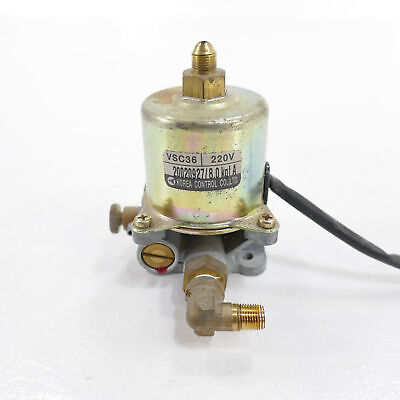 Quietside Oil Boiler Fuel Pump Assembly Qxm8 Main Furnace Hydronic Heater