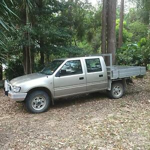 Holden Rodeo 4X4 LX 2002 Pomona Noosa Area Preview