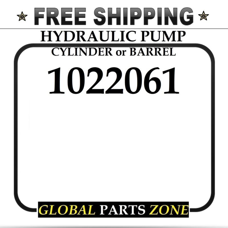 HYDRAULIC PUMP BARREL CYLINDER for Caterpillar 1022061 102-2061 FREE DELIVERY!!!