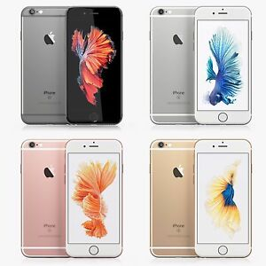 Apple-Iphone-6S-16GB-64GB-128GB-034-Factory-Unlocked-034-Smartphone-All-colors-4G-Lte