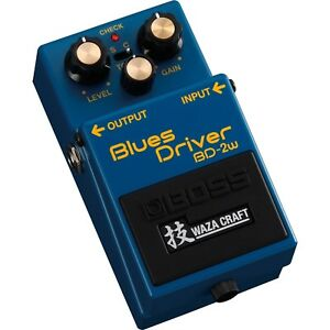 Boss Blues Driver - Waza Craft