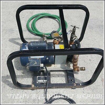 Wheeler Rex 35100 Hydrostatic Test Pump
