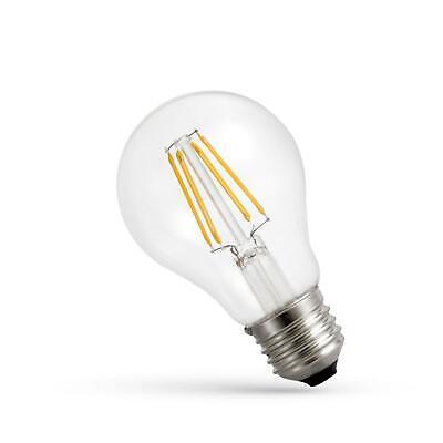 LED A60 E-27 230V 4W Cog Ww Claro