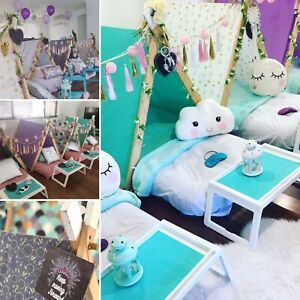 Beautiful Boho Themed Sleepover-Slumber Parties Upper Coomera Gold Coast North Preview