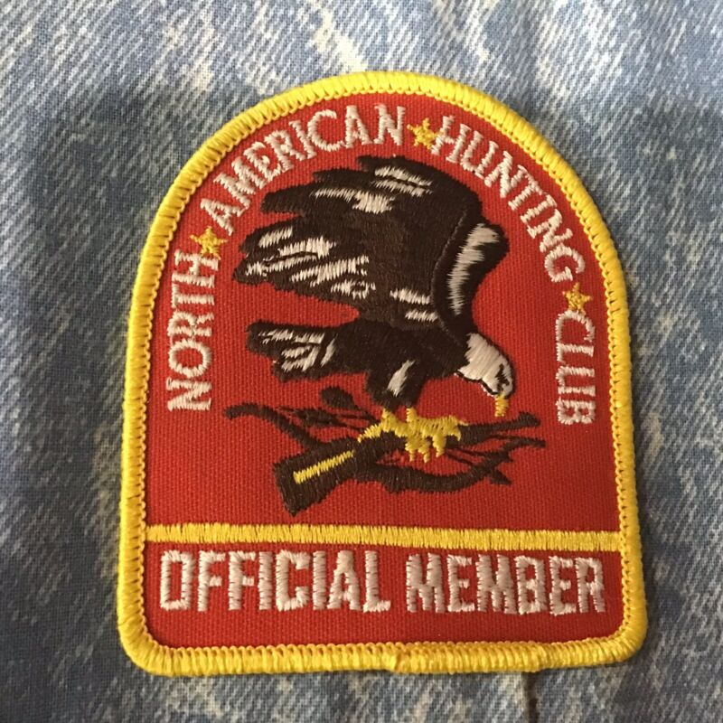 VTG North American Hunting Club Official Member Patch