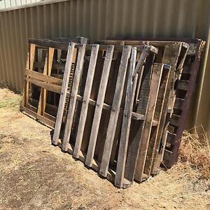 FREE - 6 Wooden Pallets Ballajura Swan Area Preview