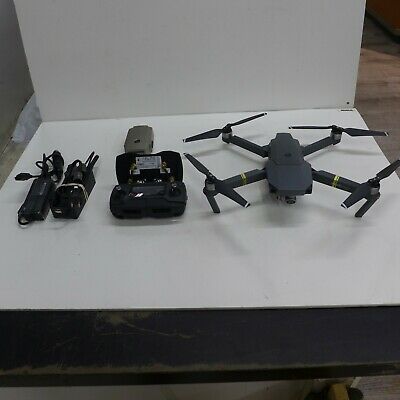 DJI Mavic Pro Quadcopter with Subtle Controller *NICE*