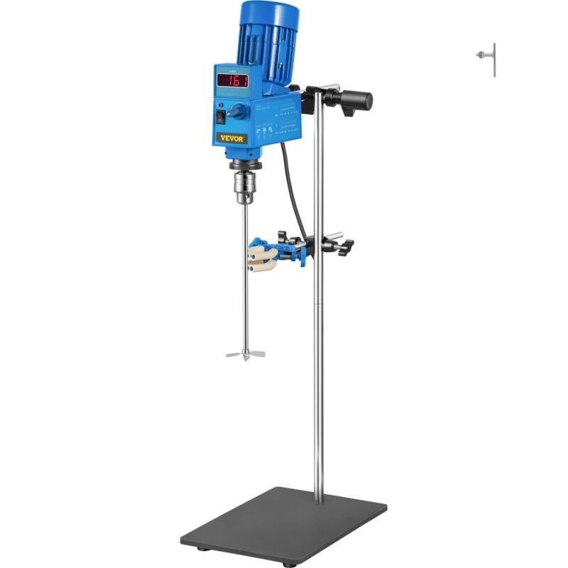 Digital Laboratory Overhead 2000RPM Stirrer Mixer 20L 110V Laboratory Medium