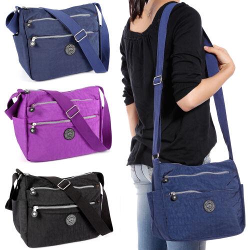 Women Tote Messenger Cross Body Handbag Ladies Hobo Bag Shou