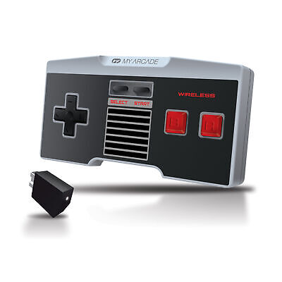My Arcade - GamePad Classic Wireless Controller for NES Classic Edition [Brand N