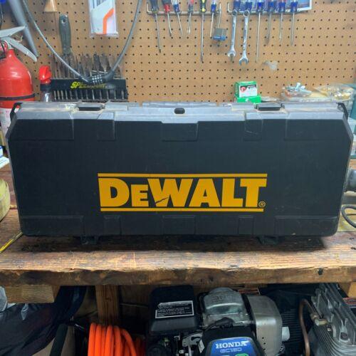 DEWALT DW303 Heavy-Duty 6.5 Amp Reciprocating Saw
