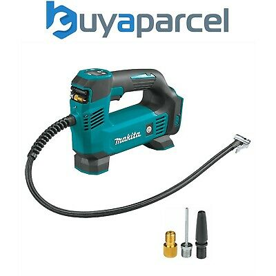 Makita DMP180Z 18V Max LXT Lithium Ion Cordless Inflator Digital - Bare Tool