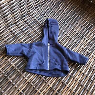 American Girl Cargo Outfit Hoodie Only Navy Blue Pleasant Company 2640 RETIRED