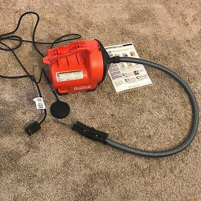 Ridgid K-30 Electric Drain Snake Auto-clean Drain Cleaner