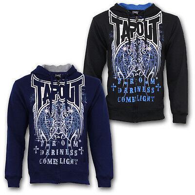 TAPOUT Zip Hoody Kapuzen Sweatshirt Pullover Hoodie S M L XL XXL 3XL 4XL 3 Zip Hoody