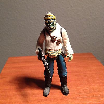 STAR WARS Jabba Skiff Guard Barada Action Figur POTF2 1995-2000 VINTAGE