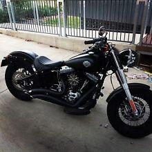 2013 Harley Davidson softail slim Ascot Brisbane North East Preview