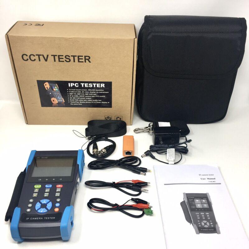 IPC-3500 Plus Analog Camera Tester 4K WIFI H.265 3.5