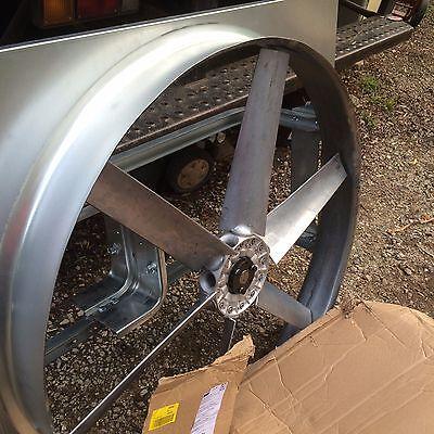 Dayton Exhaust Supply Fan Adjustable Pitch Aluminum Blades Model 1wdn2new