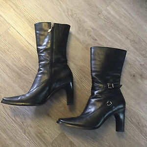 HD Women's Leather Boots