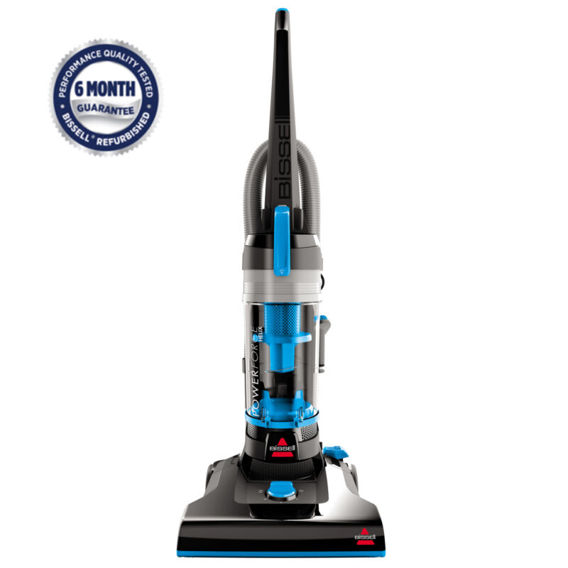 BISSELL Powerforce Helix Bagless Upright Vacuum | 1700 Refurbished