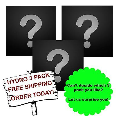 Hydrographic Film Water Transfer Printing Film Hydro Dip Surprise Me 3 Pack