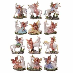 Fairy & Unicorn Figures
