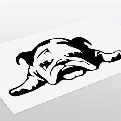British Bulldog Sticker Decal For Car Van Window Bumper, Laptop, Wall Sticker