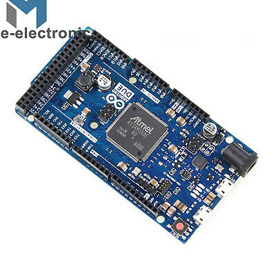 New 32 Bit Atsam3x8e Due R3 Arm Compatible To Arduino Due Without Cable B2ae