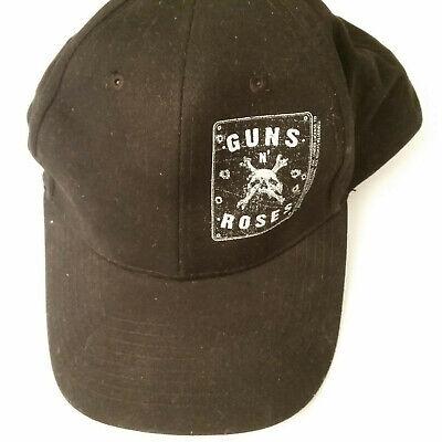 Guns N Roses snap-back hat, tour 2013  New