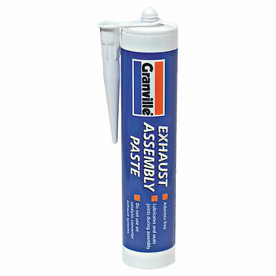 Granville Exhaust Assembly Jointing Sealant Paste Gun Cartridge Tube 500g