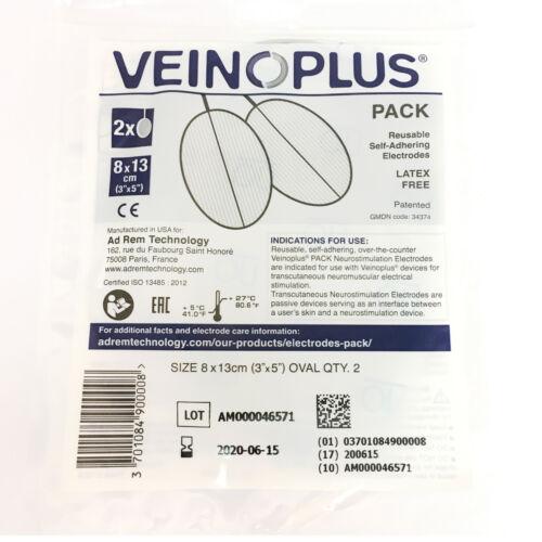 VeinoPlus Set de 2 /électrodes