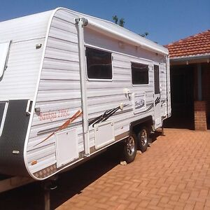 Caravan Royal Flair - Banksia 2105L 21' 2011 Stirling Stirling Area Preview