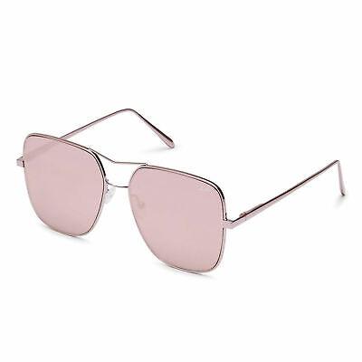 Quay Australia Damen Sonnenbrille STOP AND STARE sunglasses pink/pink