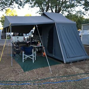 Sahara  Ecomate Explorer Hard floor Off Road Camper Trailer Lissner Charters Towers Area Preview