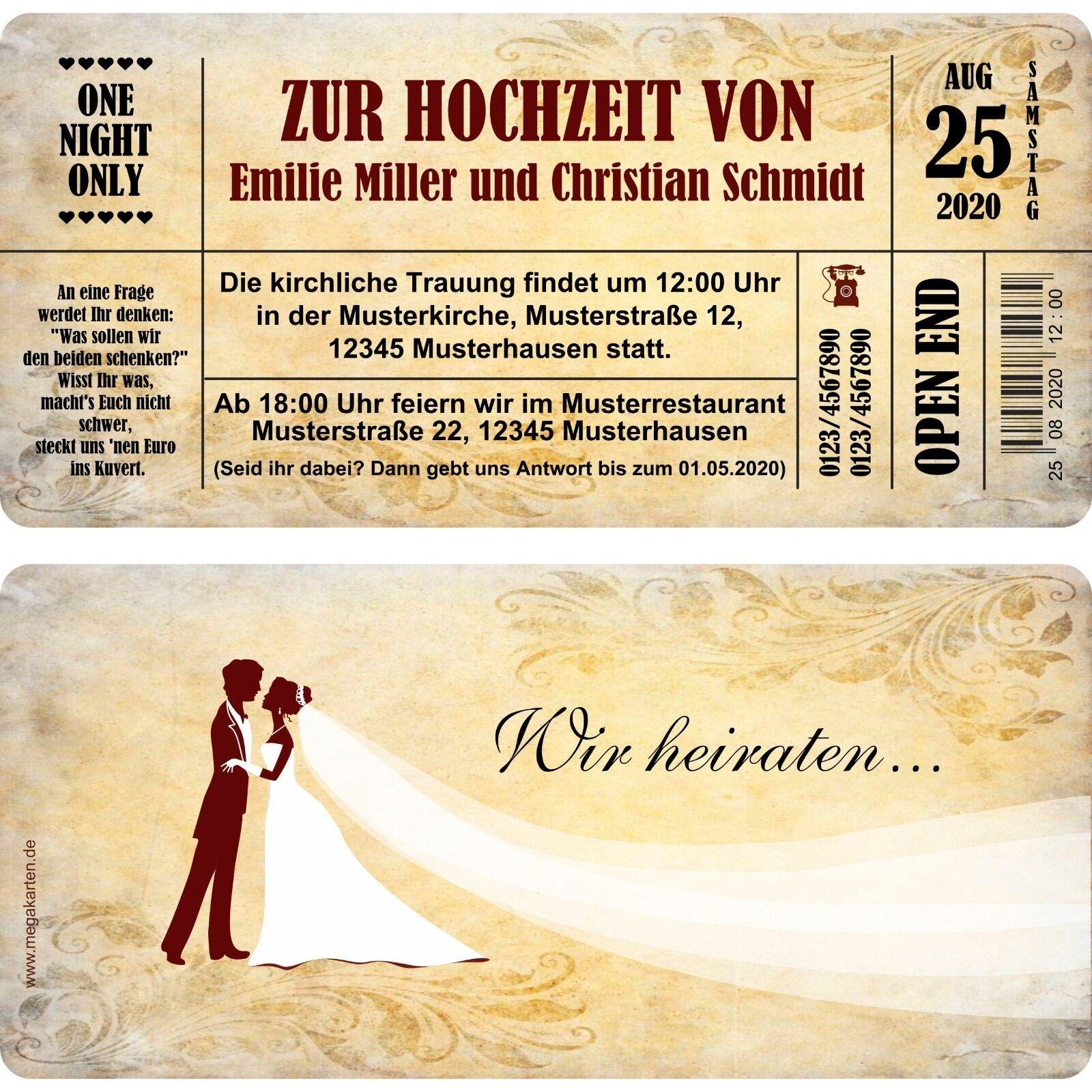 Kupit Einladungskarten Hochzeit Hochzeitskarten