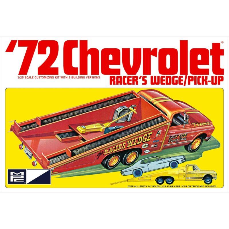 MPC 1/25 1972 Chevy Racer
