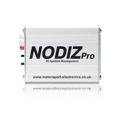 Nodiz Pro Ignition ECU, Vauxhall Plug and Play Pack (Gen 2)
