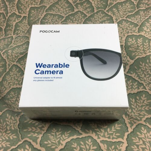 Pogocam Wearable Camera ~ New In Box ~