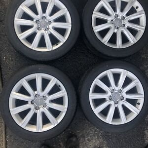 Mags Audi OEM 5x112 + Pneus Neufs