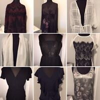 HUGE WOMENS CLOTHING LOT